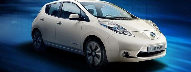 La Nissan Leaf può essere hackerata (update)