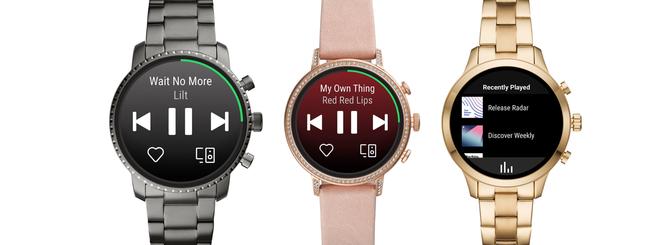 Spotify su Wear OS con un'app (quasi) perfetta