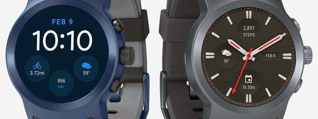 LG Watch Sport, nuova immagine dello smartwatch