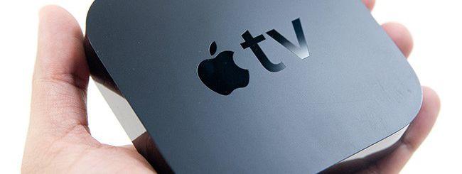 Apple TV: unità difettose sostituite gratuitamente
