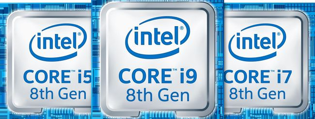 Intel annuncia nuovi processori Coffee Lake