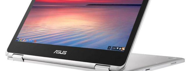 ASUS presenterà un nuovo Chromebook