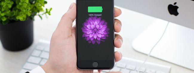 iPhone 6, batteria carica