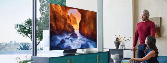 Samsung e CHILI per il primo servizio streaming 8K