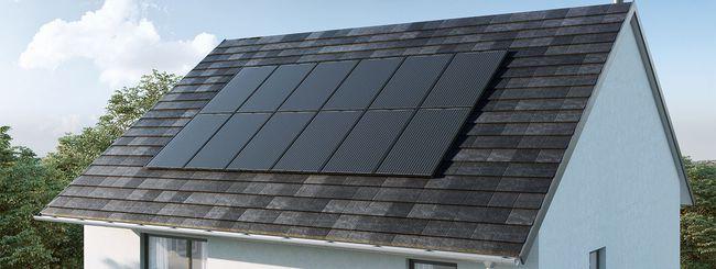 Nissan sfida Tesla con Energy Solar