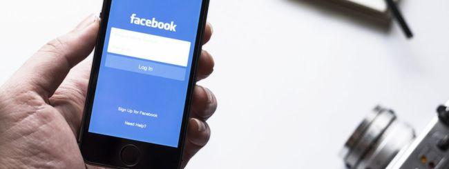 Facebook, arrivano i post colorati