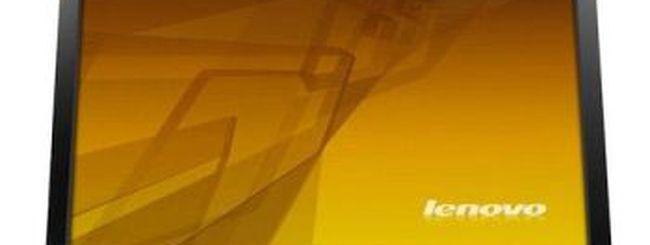 Lenovo pronta al lancio di un tablet da 23 pollici