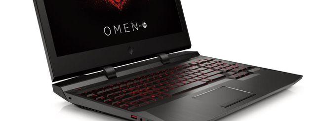HP Omen X Laptop, progettato per l'overclocking