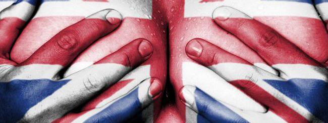 Niente porno, siamo inglesi