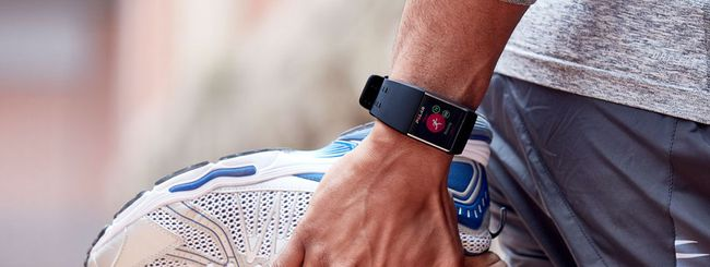 Polar M600, smartwatch Android Wear per lo sport