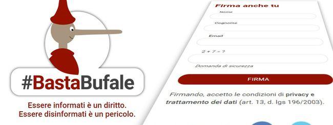 Appello online della Boldrini: basta bufale