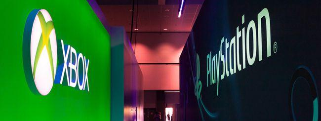 PS4 batte Xbox One a gennaio, ma non sui giochi