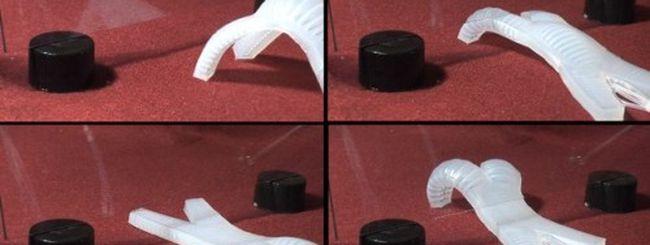 Ricercatori di Harvard realizzano un calamaro robot