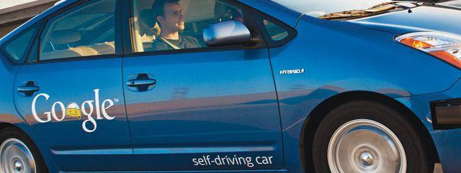 Google Self-Driving Car sul mercato entro il 2018