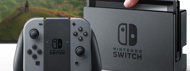 Nintendo Switch: ecco la nuova console