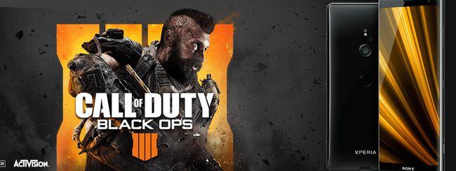 Call of Duty: Black Ops 4 in regalo con Xperia XZ3