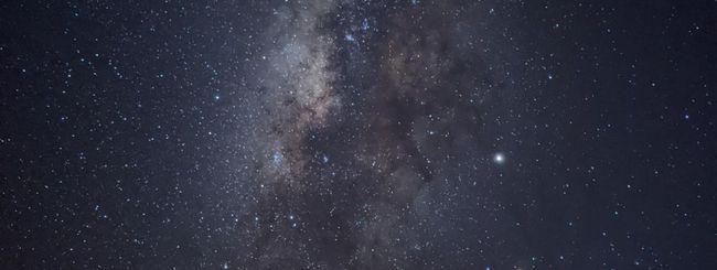 Pixel 4, Google svela la magia dell'astrofotografia