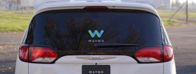 Waymo contro Uber per la guida autonoma