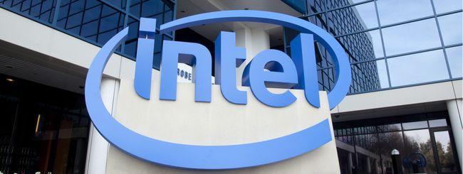 Primo processore Intel a 10 nanometri in Cina