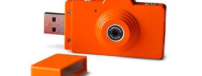 Fuuvi Pick: micro fotocamera da 1,3 megapixel