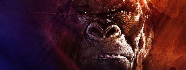 Skull Island su Google Maps per il film Kong