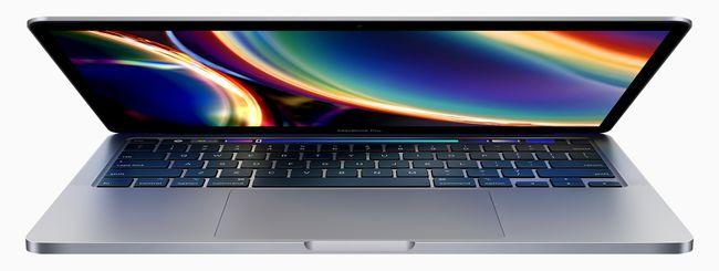 Apple aggiorna MacBook Pro da 13″ con Magic Keyboard