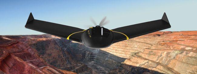 Parrot Anafi Work e eBee X, droni per il lavoro