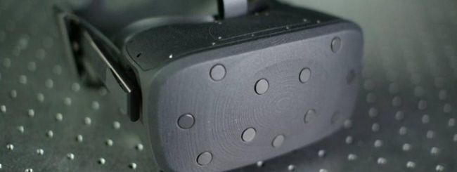 Oculus Half Dome, visore VR con schermo varifocale