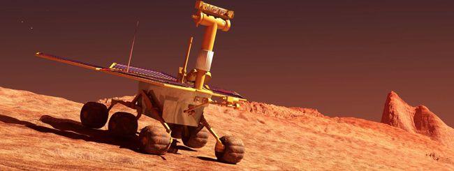 Spazio: rinviata la missione su Marte nel 2020