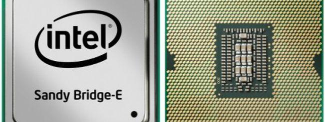 Intel Core i7-3960X e 3930K: prime CPU Sandy Bridge-E
