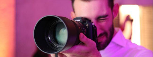 Sony 135 mm F1,8 G Master: primi scatti