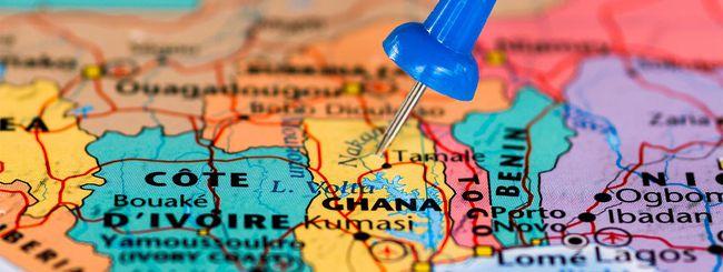 Ghana, Senegal e Uganda su Google Street View