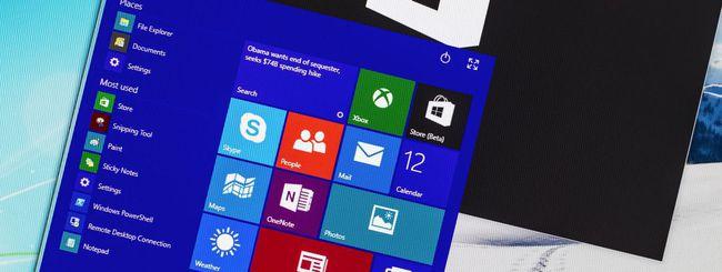 Windows 10 mette nel mirino Windows 7