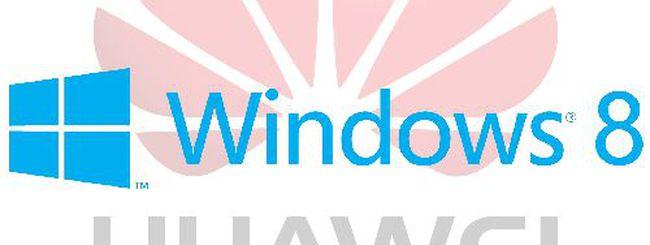 Huawei al lavoro su Windows Phone e tablet Windows 8
