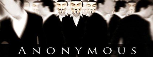 Anonymous: obbiettivi Trenitalia ed Equitalia