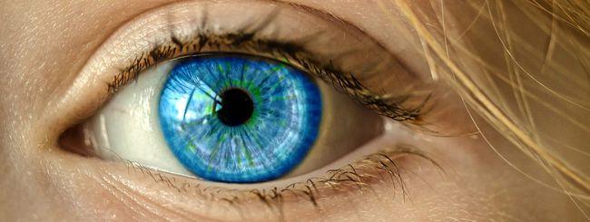 Gli occhi laser, (quasi) come quelli di Superman