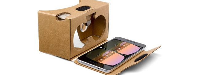 Google, software di Cardboard ora open source