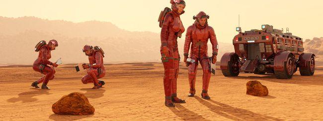 Marte, astronauti potranno stamparsi pelle e ossa