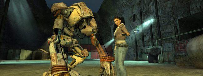 Steam, la serie Half-Life gratuita fino a marzo