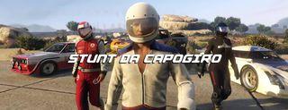 GTA Online presenta Stunt da Capogiro