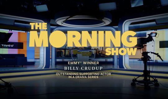 AppleTV+ vince il suo primo Emmy, con 'The Morning Show'