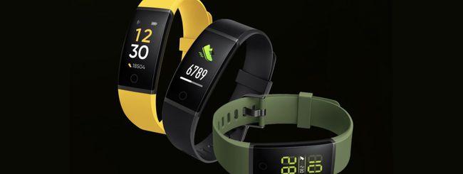 Realme Band, fitness tracker economico