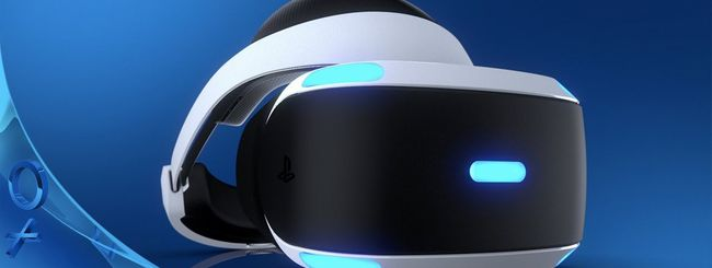 PlayStation VR anche per PC e PlayStation 4K