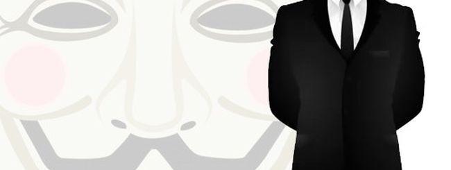 5 novembre: l'attacco degli anonimi