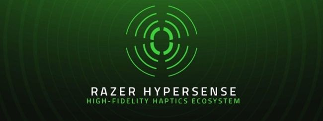 Razer presenta il suo HyperSense a Las Vegas