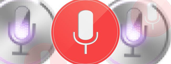 Google Now, Siri