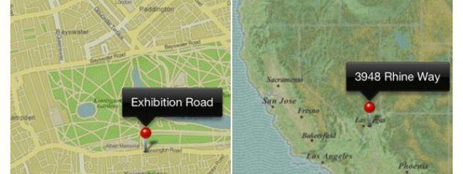 Le mappe di Apple su iOS 6 entro l'anno