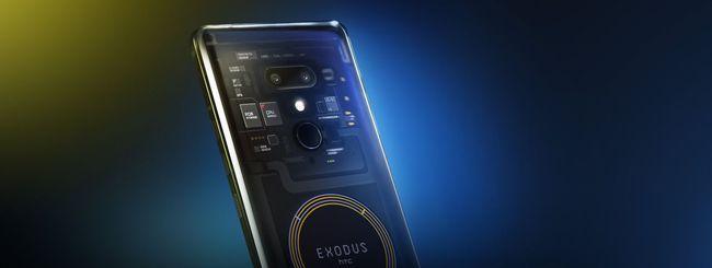 HTC Exodus 1, blockchain phone a 0,15 Bitcoin
