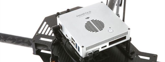 DJI presenta Manifold, il mini PC per droni