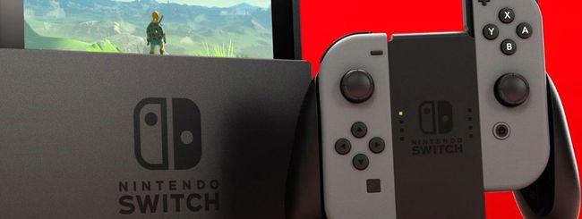 Nintendo Switch: i giochi prima di tutto